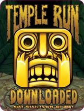 Temple Run Downloaded Apptivity Book by Egmont New