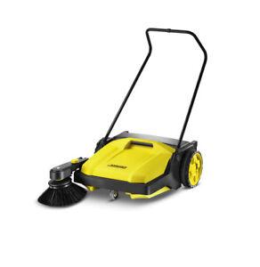 Spazzatrice manuale professionale pulizia esterno giardino KARCHER S750