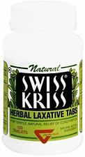 Swiss Kriss Herbal Laxative Tablets 120 Tablets