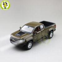 1/31 Chevrolet COLORADO Pickup Diecast Car Truck Model toys kids Boys Gifts