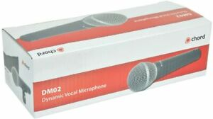 Chord Professional Vocal Microphone | DM02 | Dynamic Vocal Microphone