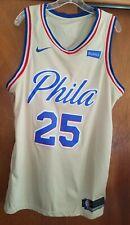 Ben Simmons City Edition Phila. 76ers Jersey Sz48