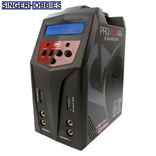 Venom Pro 160W Duo AC/DC LiPo & NiMH Battery Charger VNR0685 HH