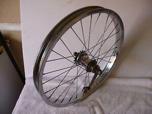 "1963-64 Schwinn Stingray Center Stamp S2 28 Spoke 20"" Wheel bike Bicycle"