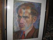 ELSINGER Anton, *1925 Selbstportrait