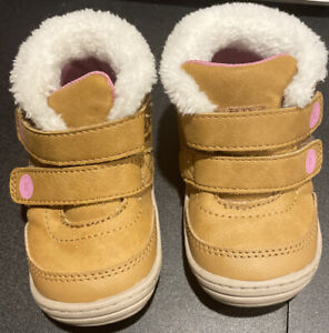 Stride Rite Surprize Boots toddler size 4
