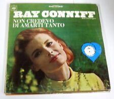 RAY CONNIFF - NON CREDEVO DI AMARTI TANTO