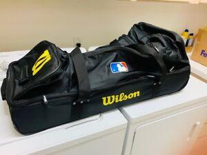 Wilson WTA9780 Umpire Wheeled MLB Equipment Bag
