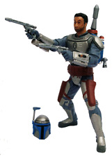 Star Wars Jango Fett Kamino Escape Collection1 Action Figure