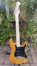 Pairadice Musician's Supply Co. Beautiful Ash Matte Finish Electric Guitar