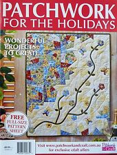 Patchwork For The Holidays Magazine - 20% Bulk Magazine Discount