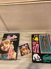 Vintage 1970 Barbie Dress Up Kit Near Complete-