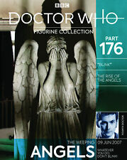 """DOCTOR WHO FIGURINE COLLECTION #176 """"WEEPING ANGEL"""" (EAGLEMOSS)"""