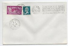 1927 FRANCE TO ARGENTINA FIRST FLIGHT COVER, COSTES / LE BRIX, 17 KNOWN