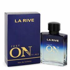 La Rive Just On Time by La Rive Eau De Toilette Spray 100ml (3.3 oz)