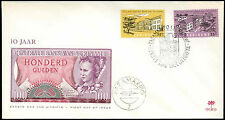 Suriname 1967 Central Bank FDC First Day Cover #C29290