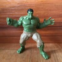 7cm Avenger Super Hero The Hulk Mini Statue Action Figure PVC Comic Toy Kids