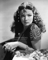 1941 Gene Tierney 8x10 Promo Photo *Sundown* Movie Gorgeous Beautiful Celebrity