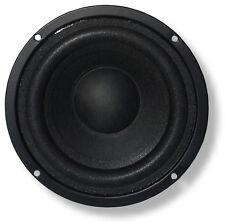"""5"""" Woofer Bass Driver Subwoofer 4 ohms (1 unit) Audio Speaker AV Shielded"""