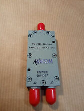 POWER DIVIDER MACOM - microwave rf microonde
