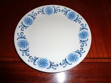 Alfred Meakin Plate Old White Ironstone PINWHEEL Side Plate