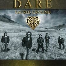 DARE - Sacred Ground / New CD 2016 / Hard Rock AOR / Thin Lizzy TEN Vinny Burns