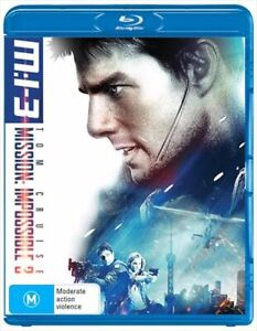 Mission Impossible 3 Blu-ray