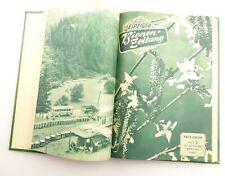 Original altes Buch Leipziger Bienenzeitung 1962 Heft 1 bis 9 e11398