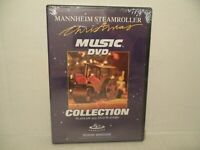 Mannheim Steamroller Christmas Music Collection ~Plays On All DVD PLAYERS~ NEW!