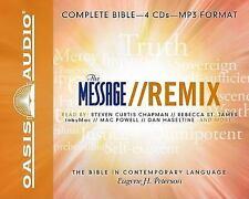 Message Remix Bible-MS (MP3)