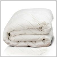 New Luxury Canadian Goose Down Duvet Hotel Quality Bedding in All Sizes & Togs