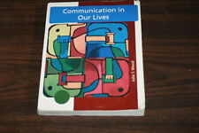 Communication in Our Lives by Julia T. Wood 2008 Softcover