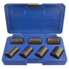 "7pc 1/2"" drive twist socket set / wheel lock nut remover / removal U.S.PRO AT136"