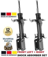 FOR MERCEDES VITO W639 2003--> 2X FRONT LEFT + RIGHT SHOCK ABSORBER SHOCKER SET