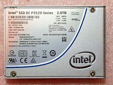 Intel SSDPE2MX020T7 DC P3520 2TB 2.5 PCIe 3.0x4 3D NAND G1 MLC SSD ENTERPRISE