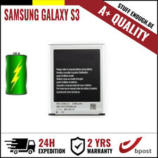 A+ REPLACEMENT VERVANG BATTERY/BATTERIJ/BATTERIE FOR SAMSUNG GALAXY S3 I9300