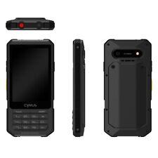 Cyrus CM17 Outdoor Handy Dual SIM schwarz 3,5 Zoll Android 7.0 QI-Laden (2.Wahl)
