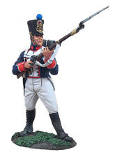 W Britain Set 36075, Napoleonic 105th French Ligne Infantry Fusilier At Ready