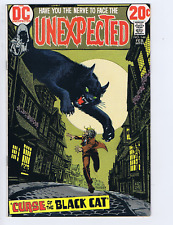 the Unexpected #144 DC 1973