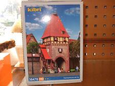 Gebäude, Tunnel & Brücken Modellbahnen der Spur H0 von Kibri/N) Vintage (J
