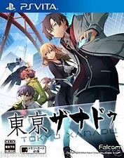 Used PS Vita  Tokyo Xanadu SONY PLAYSTATION JAPANESE IMPORT