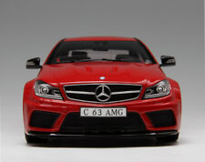 Mercedes Benz C63 AMG Coupe C204 Red Limited Edition GT SPIRT  GT065 1:18