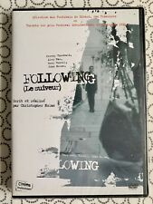Following (DVD) Jeremy Theobald, Alex Haw - French Import, English Lang. NEW!
