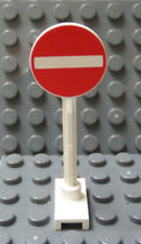 LEGO Classic Town Road Sign DO NOT Enter
