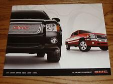 Original 2006 GMC Truck Full Line Sales Brochure 06 Sierra Yukon Envoy Canyon