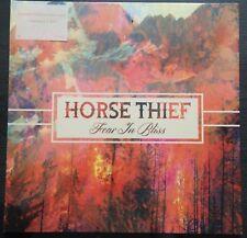 "HORSE THIEF ""FEAR IN BLISS"" LP ltd BLUE VINYL + CD BELLA UNION RECS 2014 SEALED"