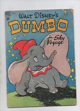 Dell Four Color #234 - Walt Disney's Dumbo - (Grade 4.0) 1949