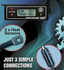 TM4 Twin, Engine & Transmission Temperature Warning Alarm