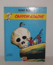 BD LUCKY LUKE CANYON APACHE 6 MORRIS & GOSCINNY