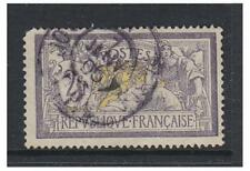France - 1900/1906, 2f Deep Lilac & Buff - Used - SG 307